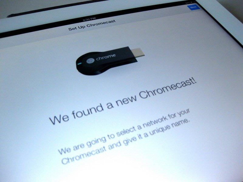 Tech Review Google Chromecast Hdmi Streaming Media Player Spring