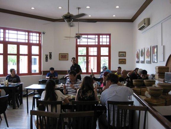 Rumah Makan Minang Kandahar Street The Most Authentic Nasi