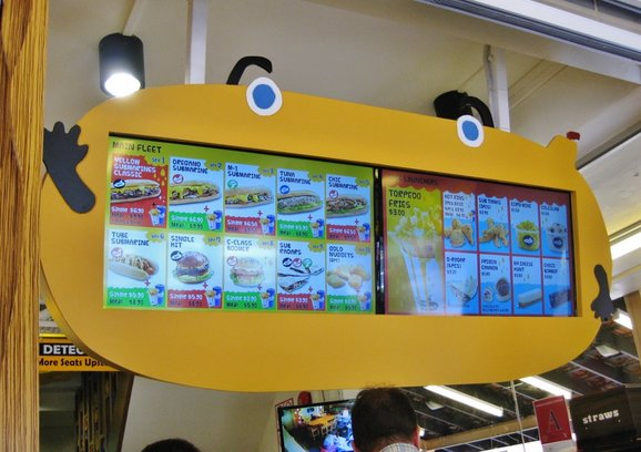 Cheesesteak @ Yellow Submarines, Toa Payoh Central ...