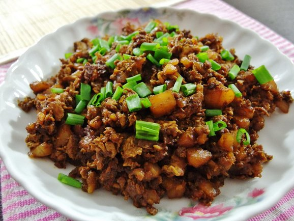 Singapore Style Black Carrot Cake Recipe Spring Tomorrow