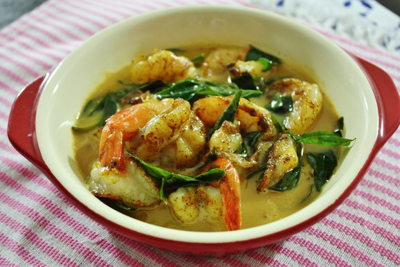 home images curry butter prawns recipe curry butter prawns recipe ...