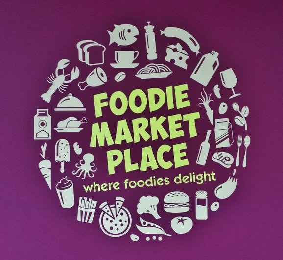 Foodie Market Place