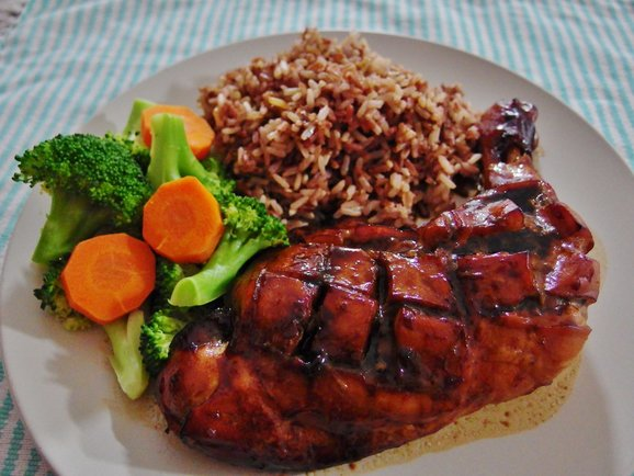 Char Siew Chicken Recipe