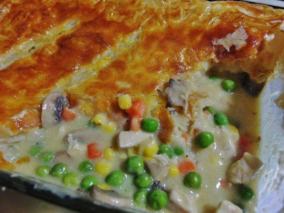 Chicken Pot Pie Recipe | Spring Tomorrow