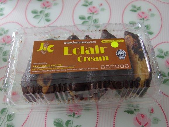 Cream Eclairs $4.50