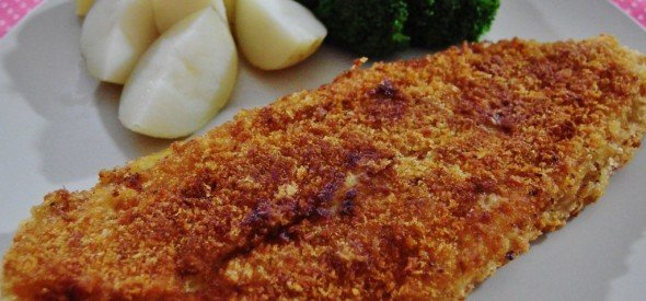 Dinner ideas archives spring tomorrow for Panko fried fish