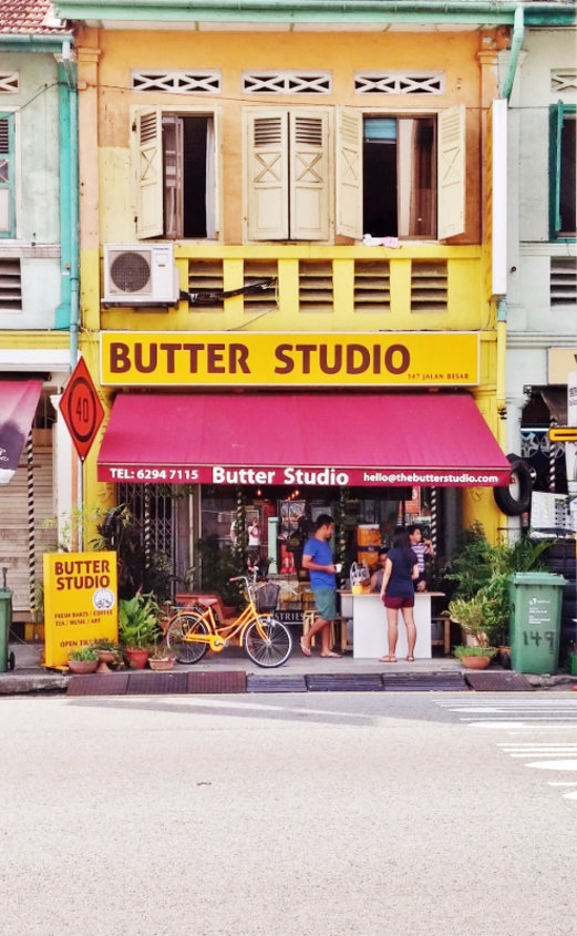 Butter Studio Jalan Besar Spring Tomorrow