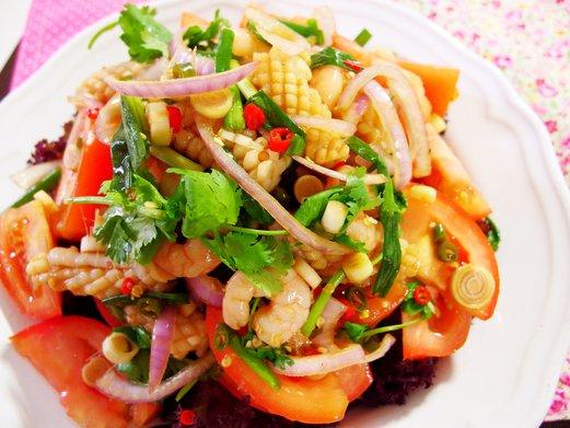 Thai Fusion Food Recipe