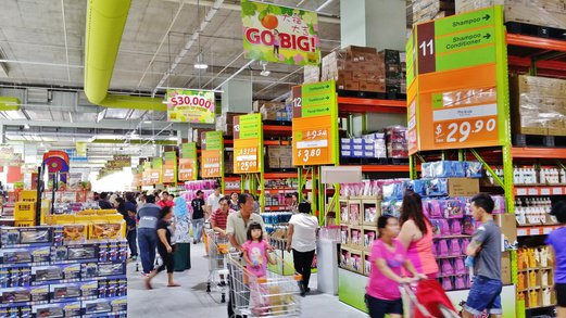 Big Box Megastore Opens in Jurong East | Spring Tomorrow
