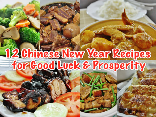 12 Easy Chinese New Year Recipes