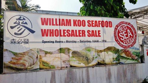Woodlands Terrace Food Wholesale