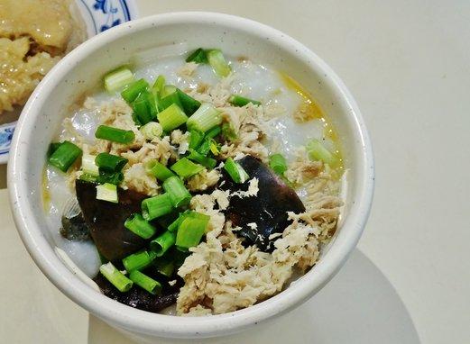 Wan Dou Sek 11 Century Egg Porridge