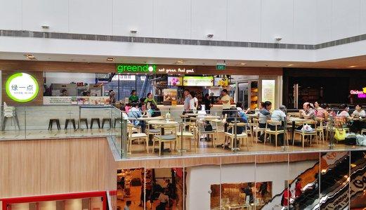 Vegetarian Restaurant @ Paya Lebar Square