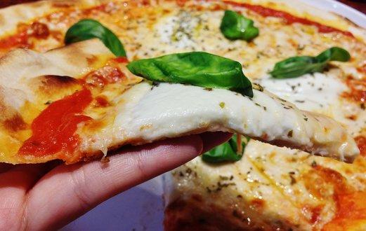 La Stalla Margherita Pizza