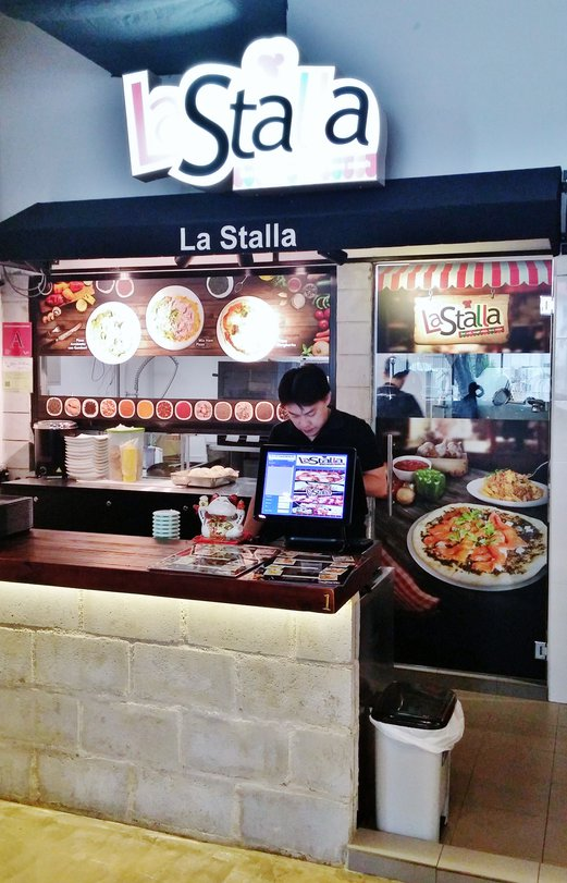 Essen at The Pinnacle @ Duxton - La Stalla