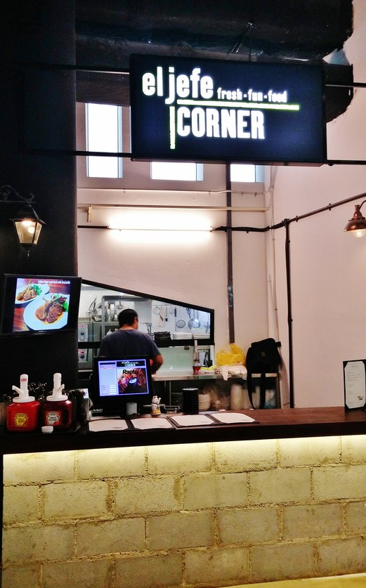 Essen at The Pinnacle @ Duxton - Eljefe Corner