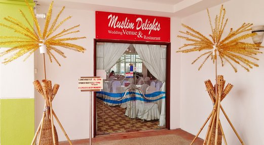 Muslim Delights The Grassroots Club