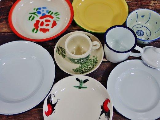 Old School Crockery Amp Enamelware Hai Seng Porcelain