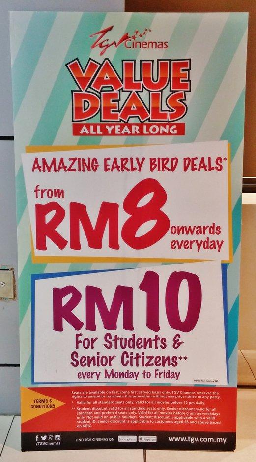 AEON Bukit Indah TGV Cinemas