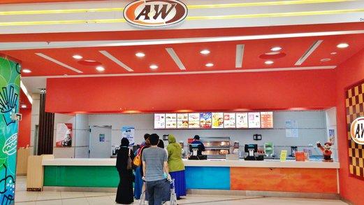 AEON Bukit Indah A&W