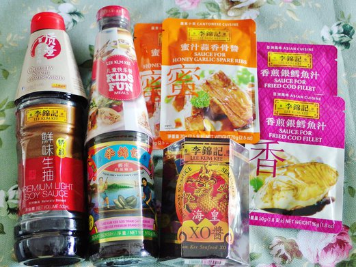 Lee Kum Kee Chinese New Year Gift Pack