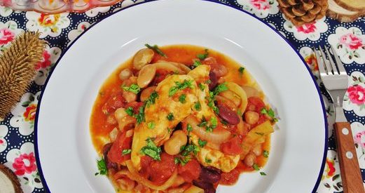 One-pan Chicken with Tomatoes 1