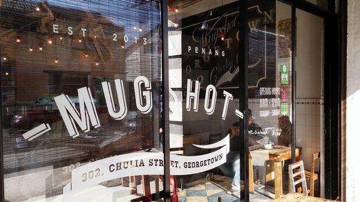 The Mugshot Cafe Penang