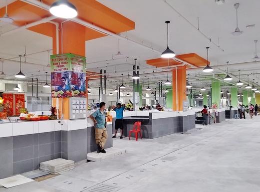 Imbi Market @ ICC Pudu