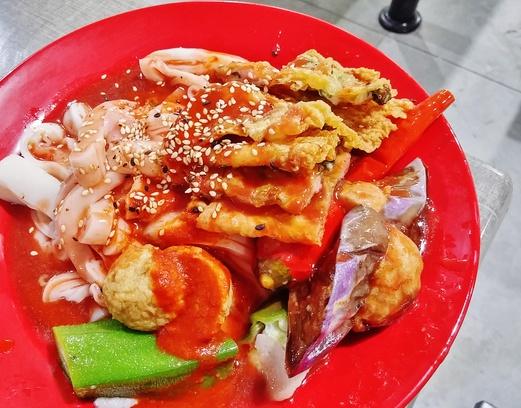 Imbi Market - Ah Fook Chee Cheong Fun