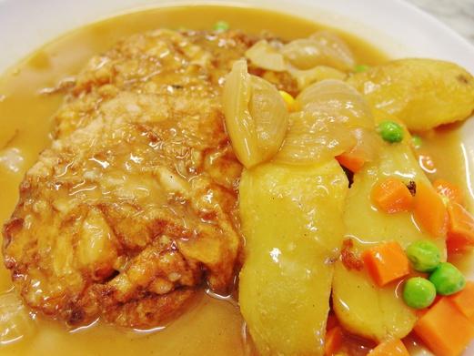 Yut Kee Restaurant Hainanese Pork Chop