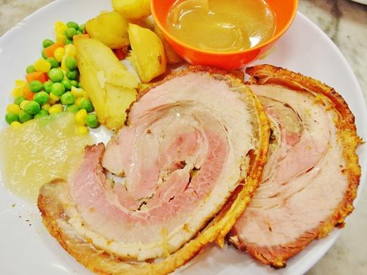 Yut Kee Restaurant Roast Pork Special
