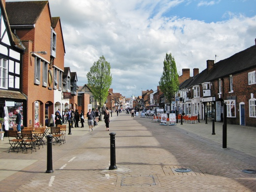 11 Places to Visit in England | Day Trips from London | Stratford-upon-Avon