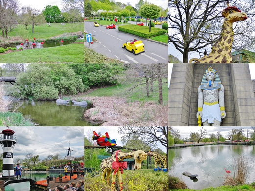Day Trips from London | Legoland Windsor