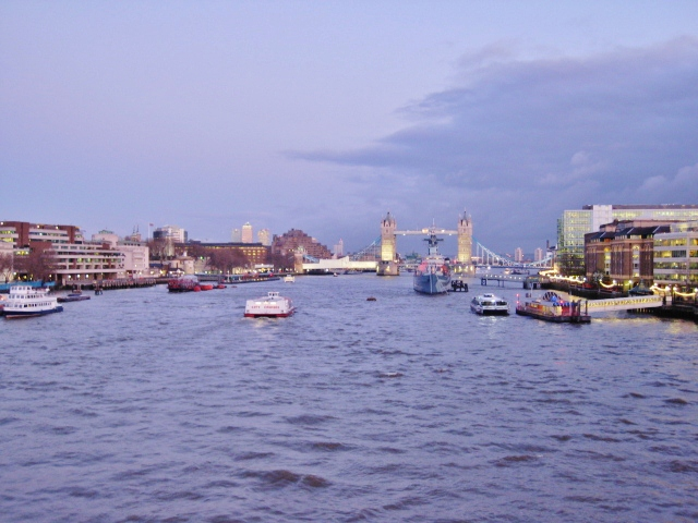 Things To Do In London | View from London Bridge