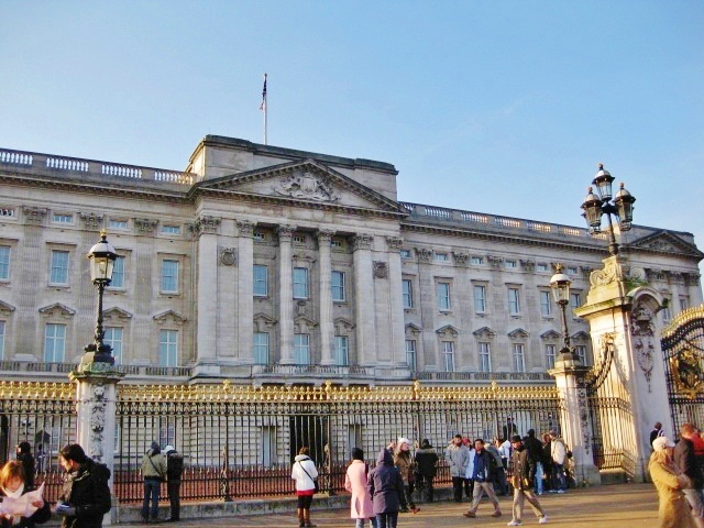 Things To Do In London | Buckingham Palace