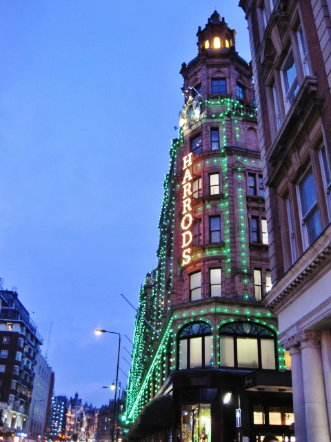 Things To Do In London | Harrods
