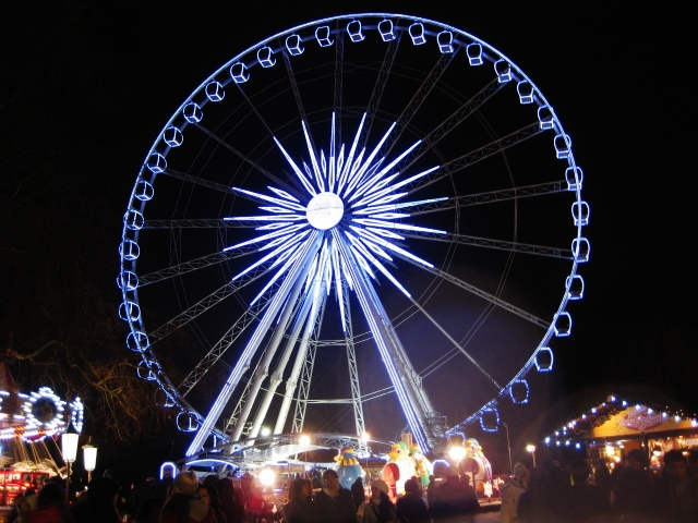 Things To Do In London | Winter Wonderland