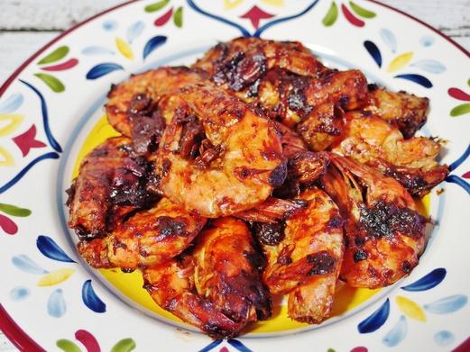 Nyonya Style Fried Assam Prawn Recipe