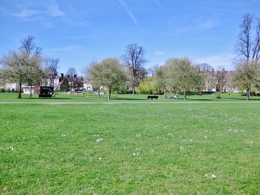 Day Trips from London | Cambridge Jesus Green