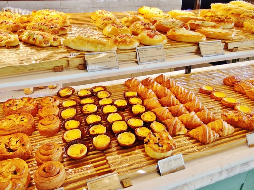 Tous Les Jours Bakery @ Vincom Mega Mall Royal City - Best ...