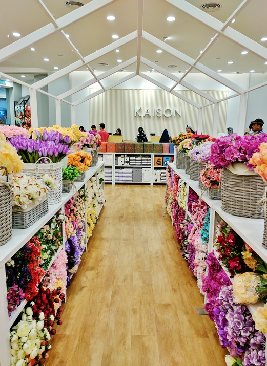 Kaison Malaysia @ AEON Tebrau City
