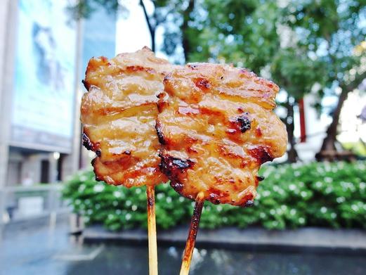 Bangkok Food Guide - What to eat in Bangkok - Moo Ping
