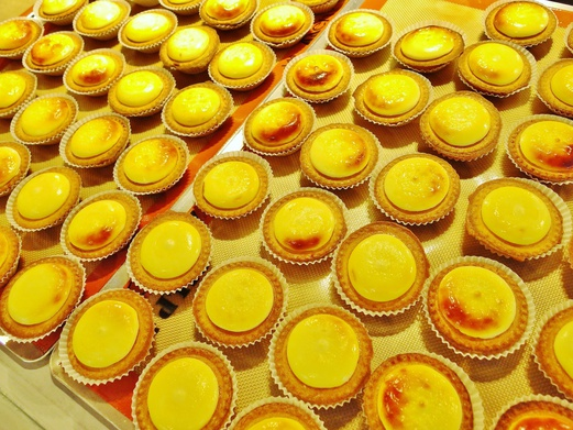 BAKE Cheese Tart Bangkok