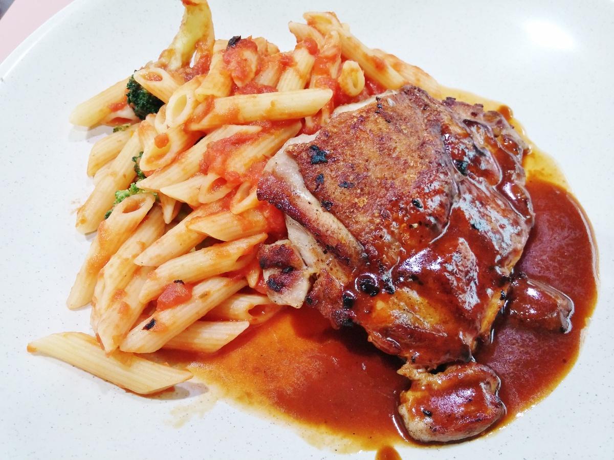 Good Food At Sembawang Hill Food Centre