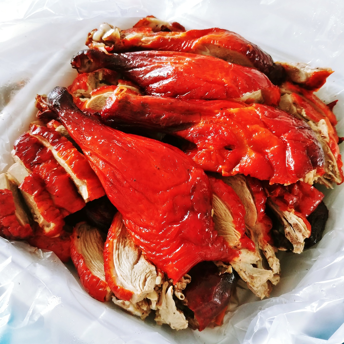 Yan Chuan Roaster Roasted Duck $16