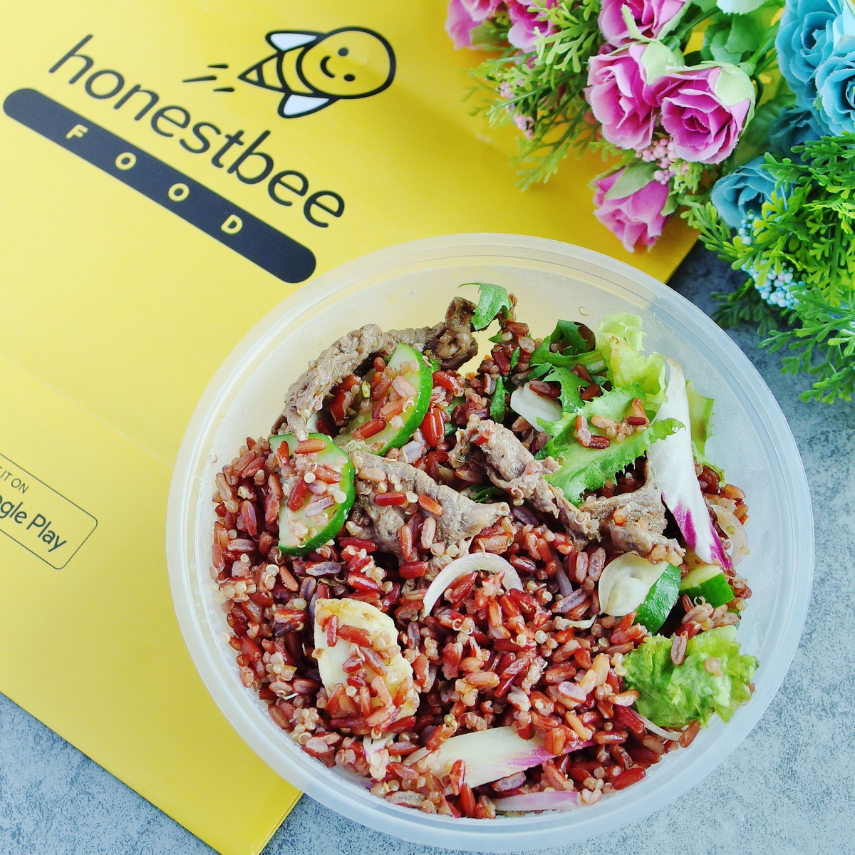 honestbee Food Delivery - Sumo Salad