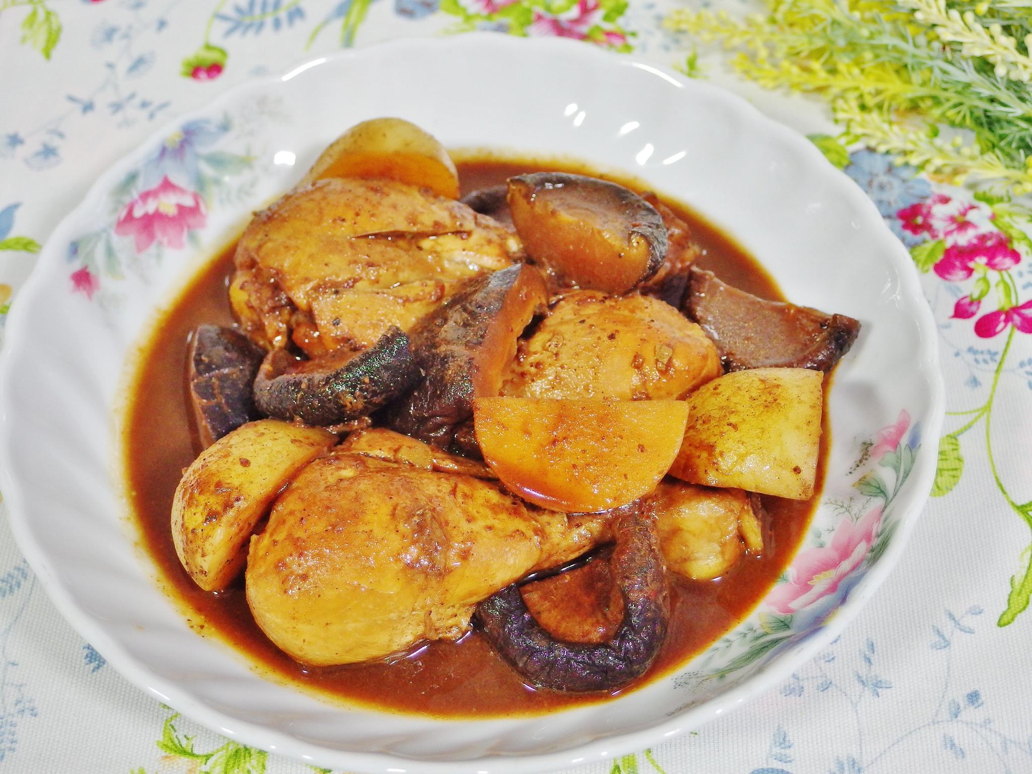 Ayam Pongteh Recipe using Heng's Pongteh Sauce