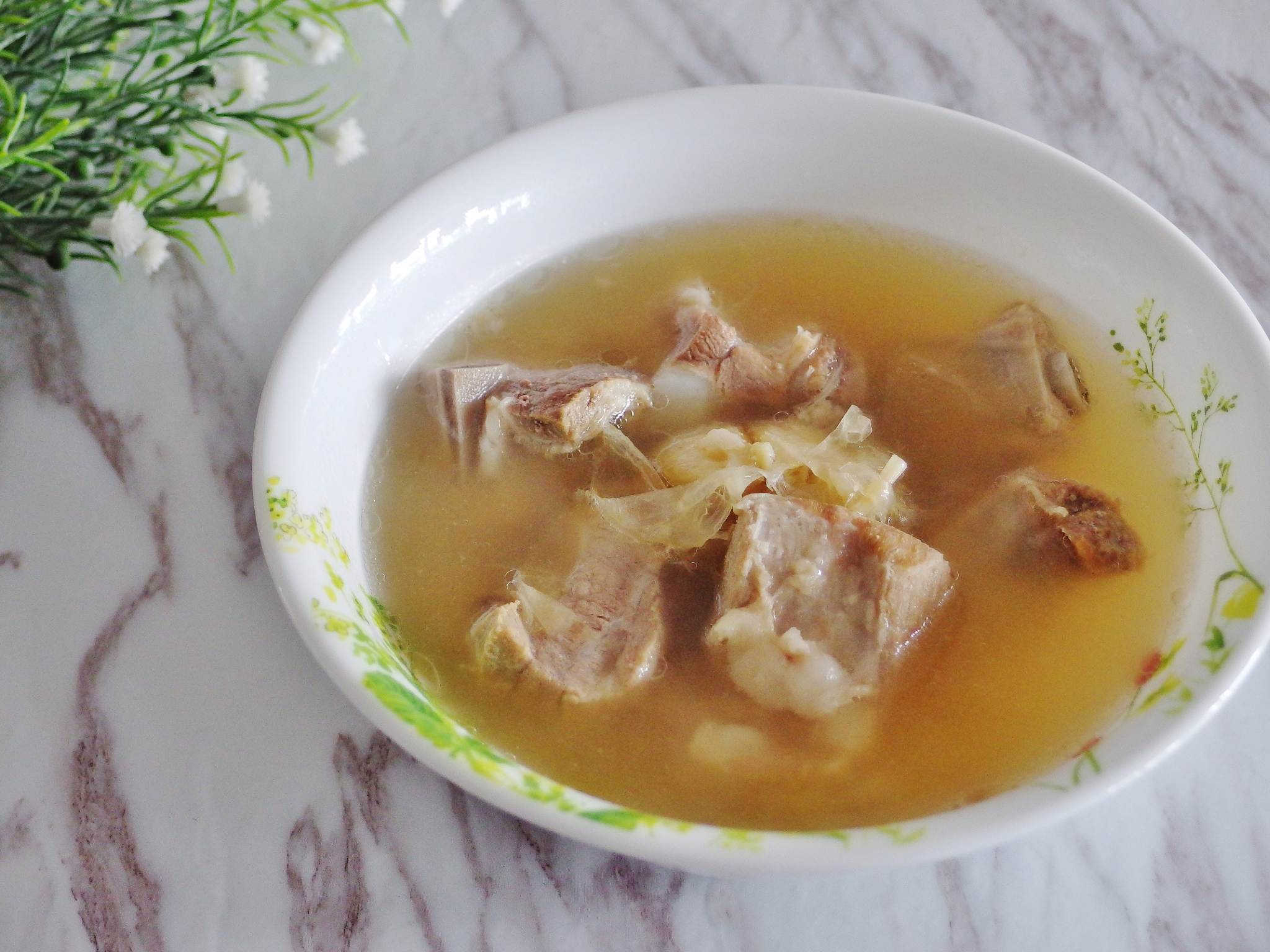 Bak Kut Teh Recipe using Heng's Pepper Soup Herbs & Spices