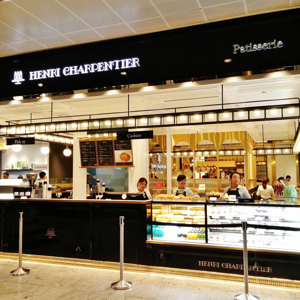 Henri Charpentier @ Tanjong Pagar Centre