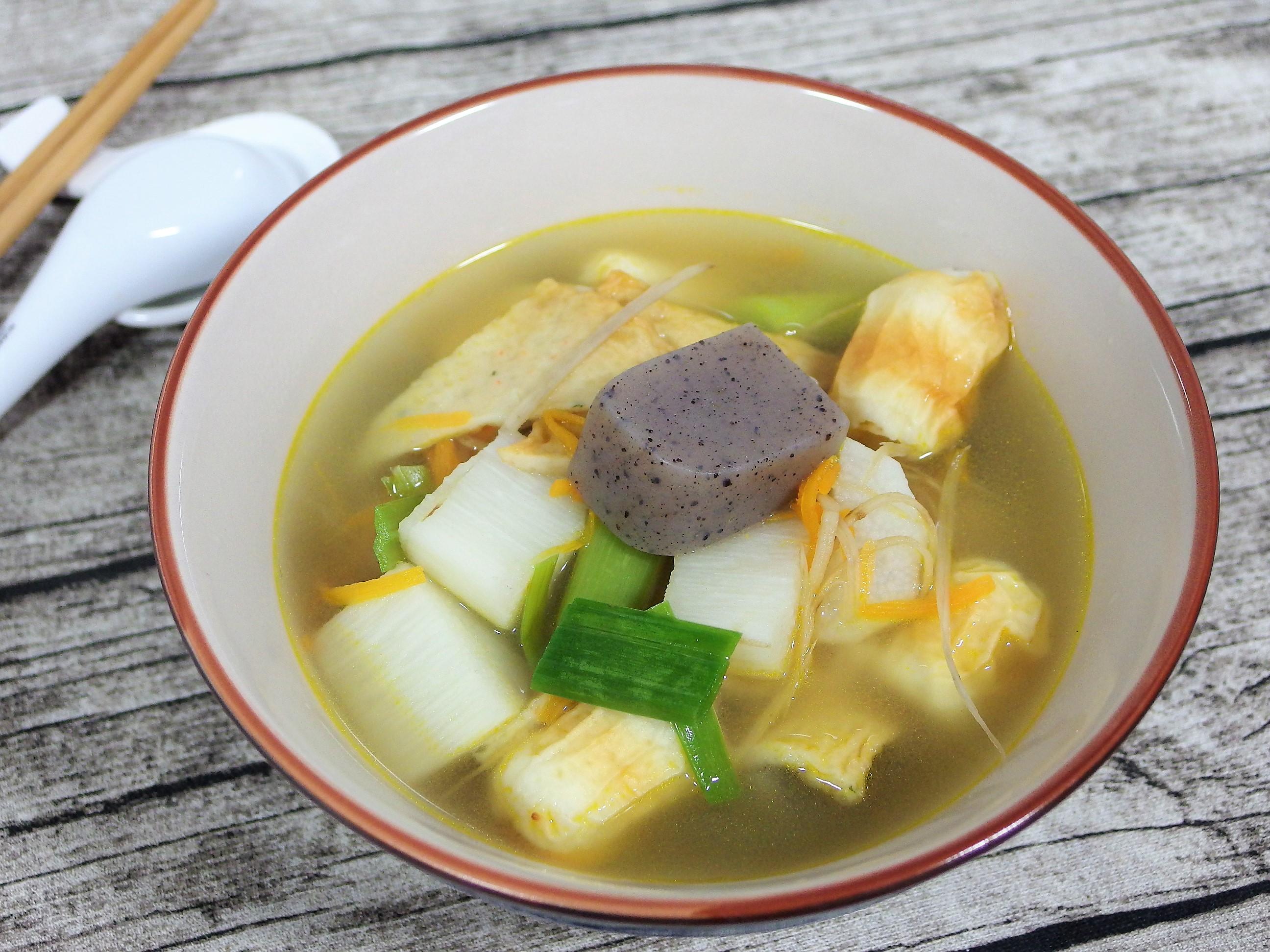 Kenchinjiru - Comforting Japanese Vegetable Soup